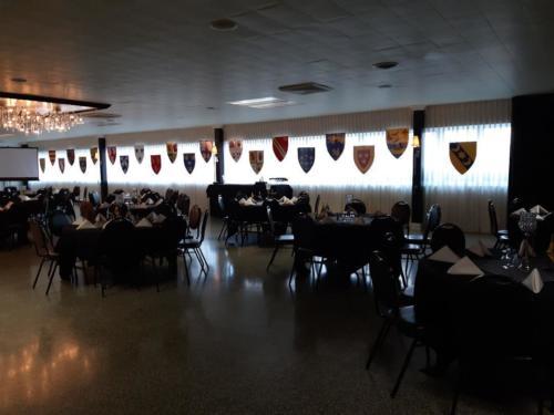 Hall setup 5
