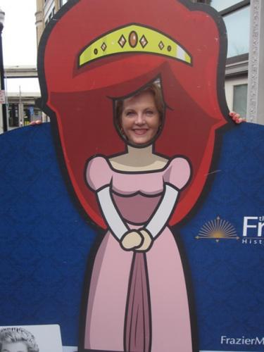 Lady Diana Frazier Museum - 2013