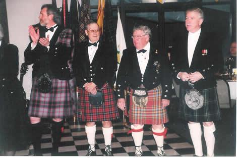 Burns Gala 2002