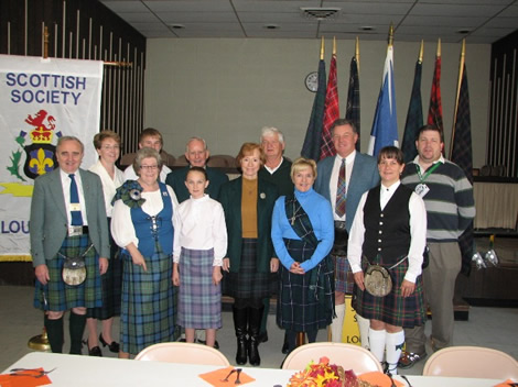 Scots Day - 2008