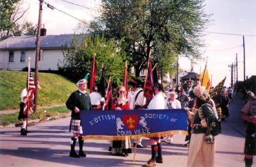 Derby Parade - 2002